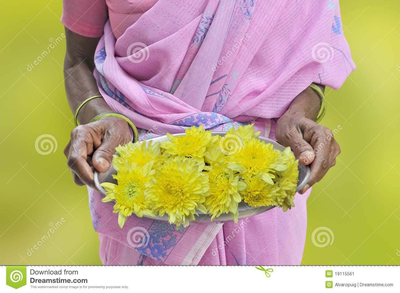 Indian welcome pictures with flowers