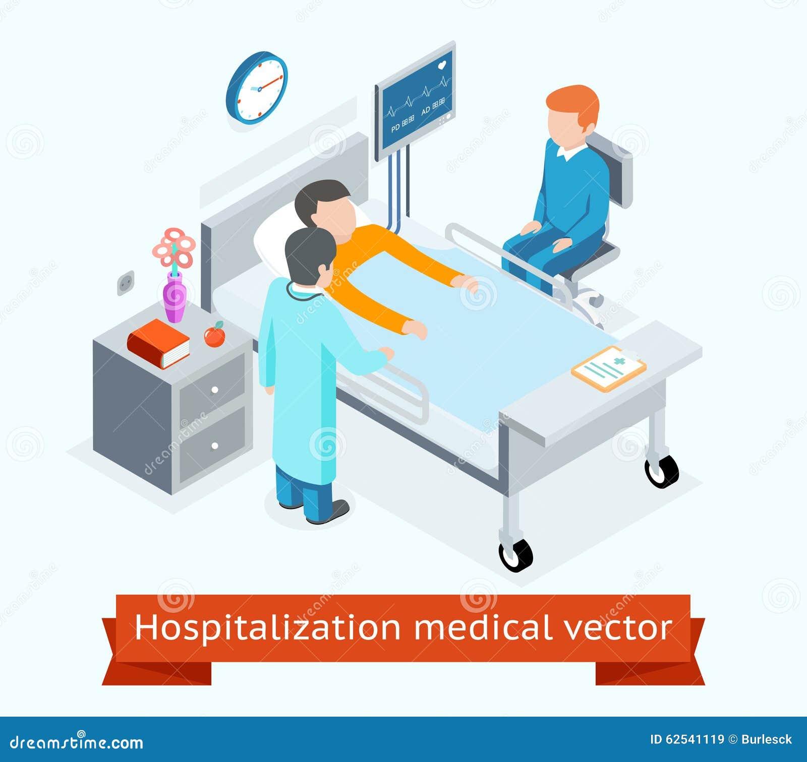 Image Result For Hospital Bed Cartoon