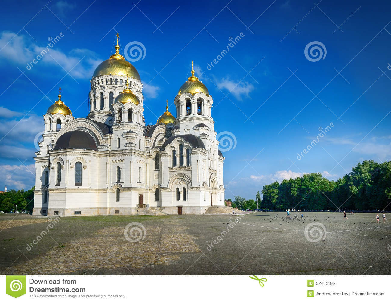 Ascension Cathedral Novocherkassk: history, description and interesting facts 86