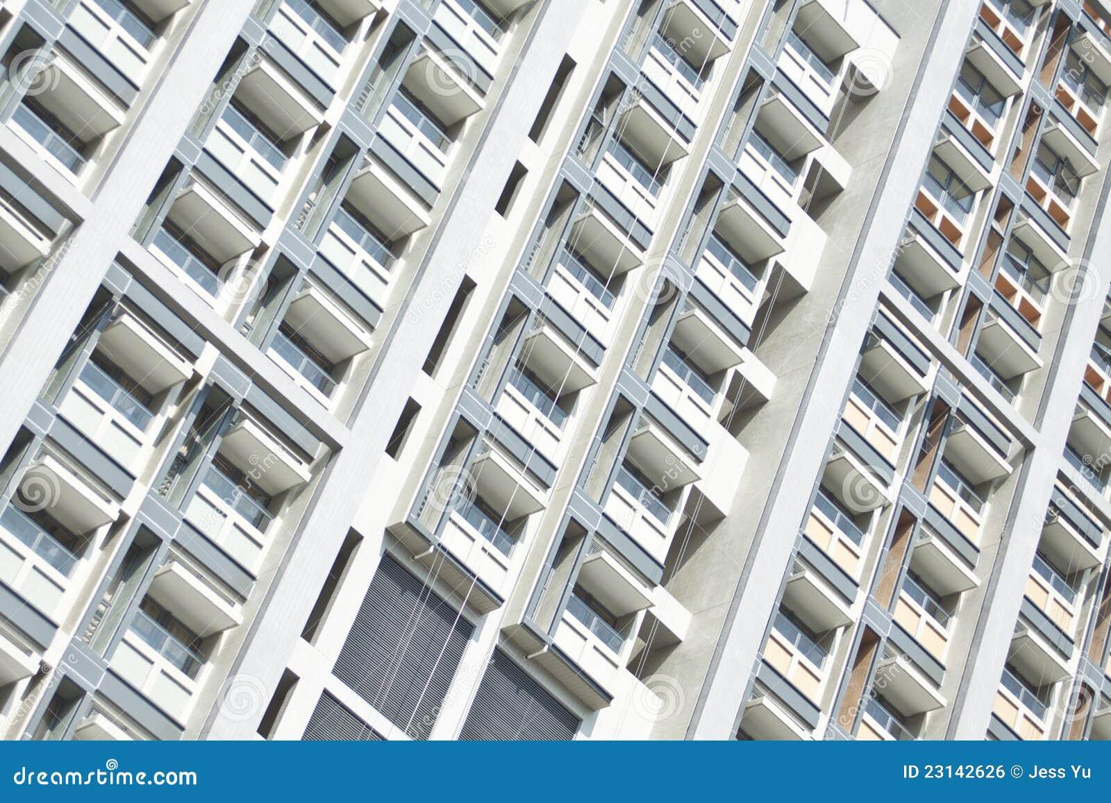 Hostel Windows Of University Royalty Free Stock Image ...