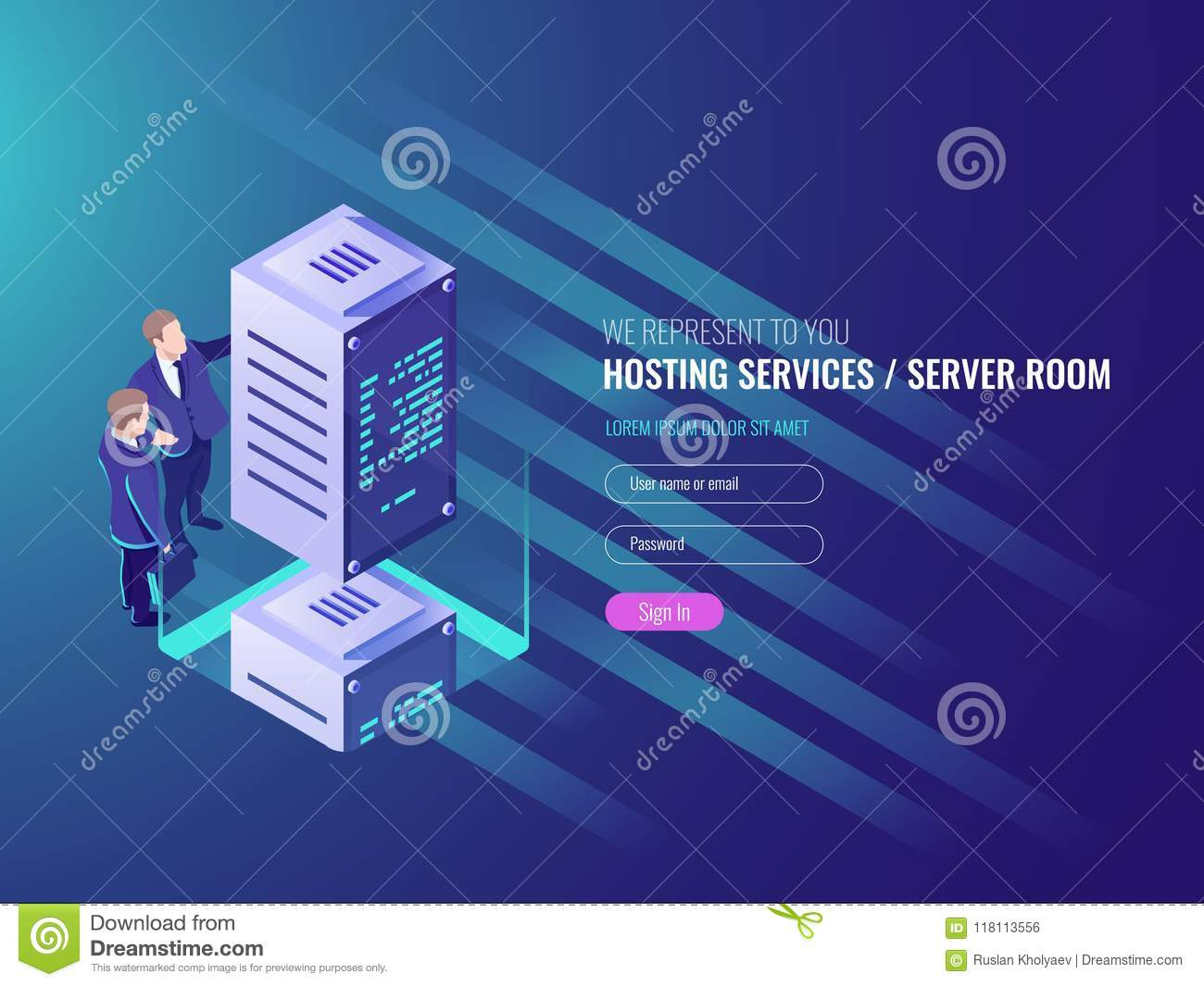 cryptocurrency mining hosting service