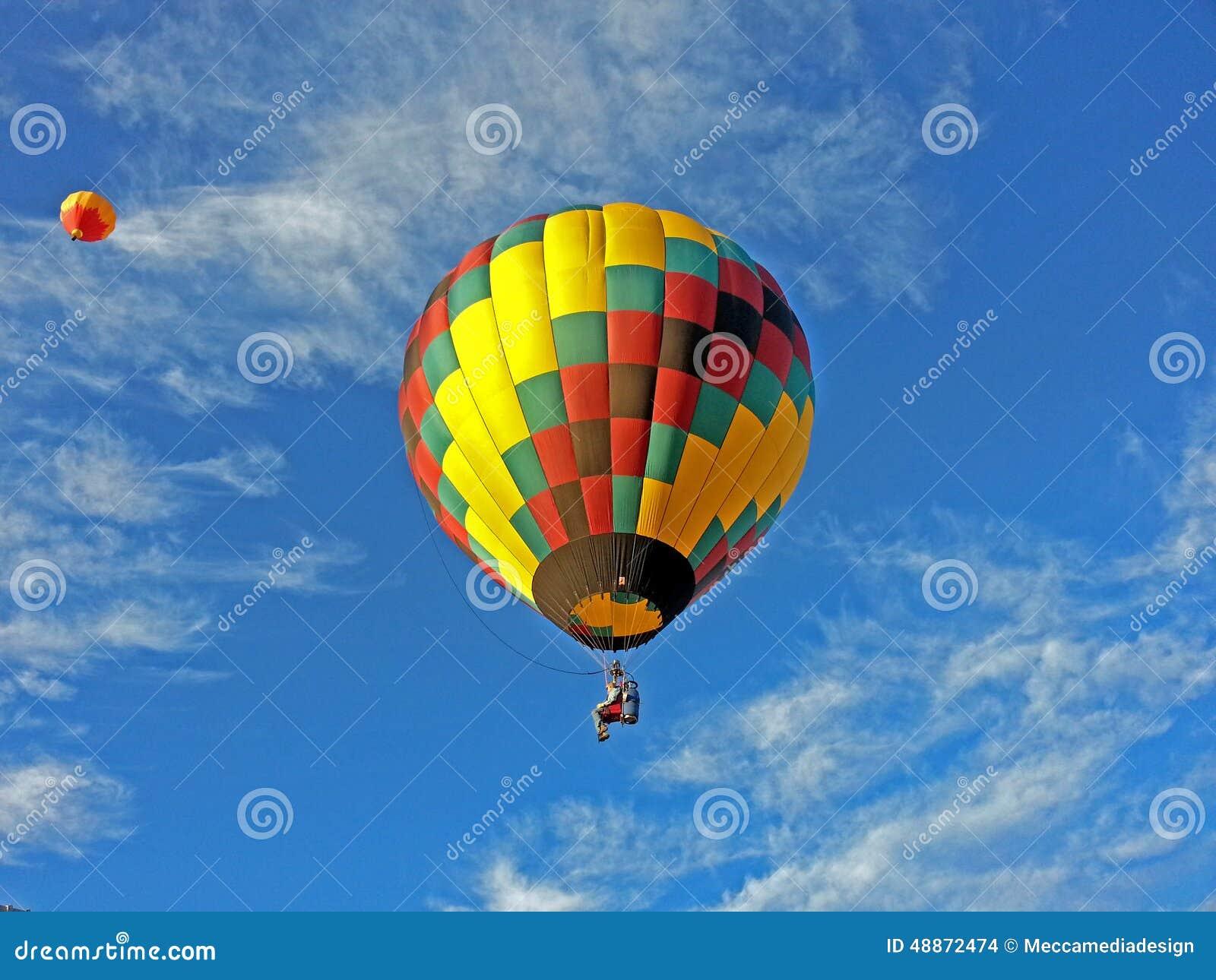 Hot Air Balloon Chair