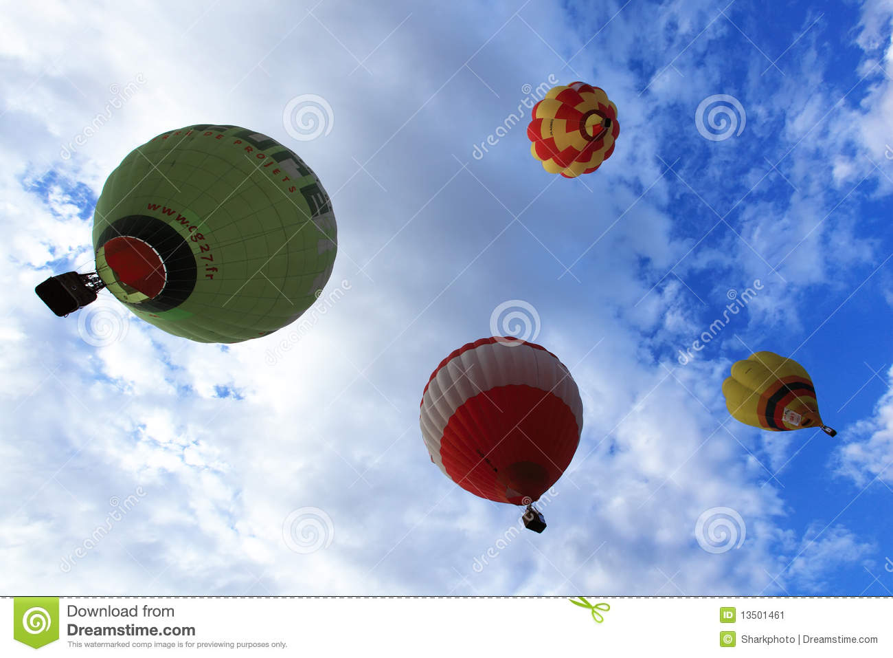 Download Hot Air Balloon Putrajaya editorial photo. Image of aerial - 13501461