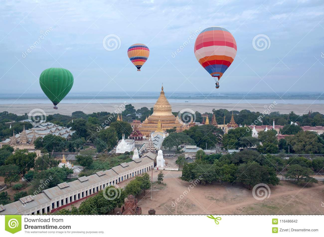 Myanmar hot blue picture