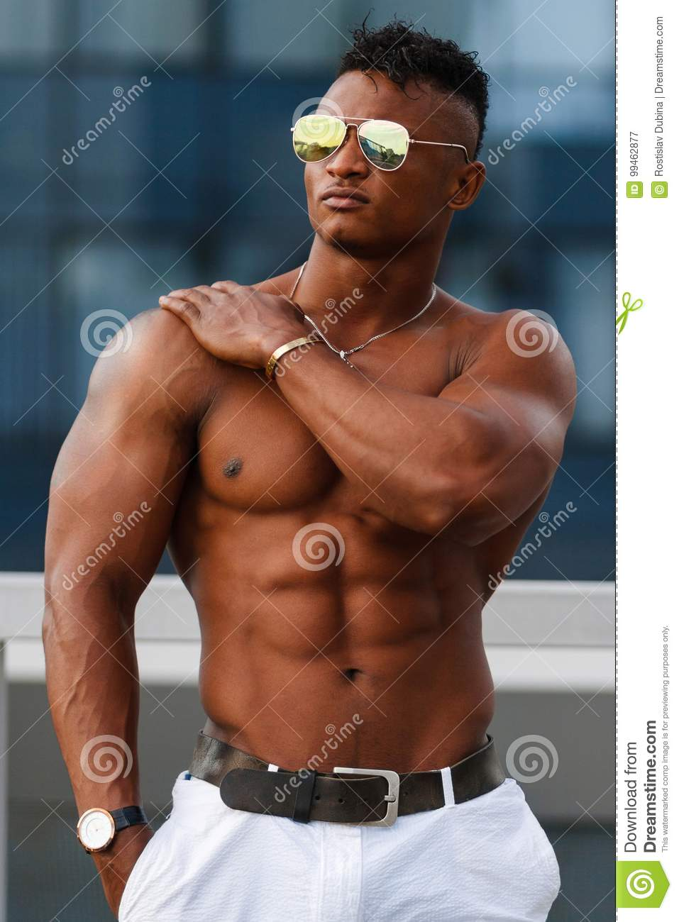 Hot black male models obvious, you
