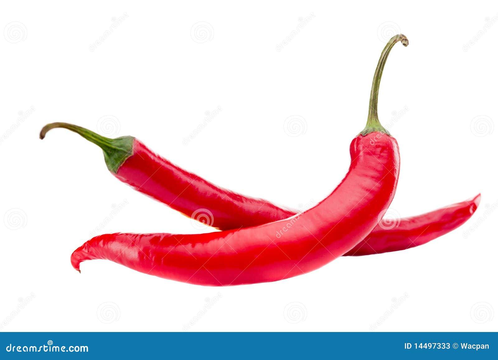 Hot Chili Paprika stock image. Image of macro, green ...