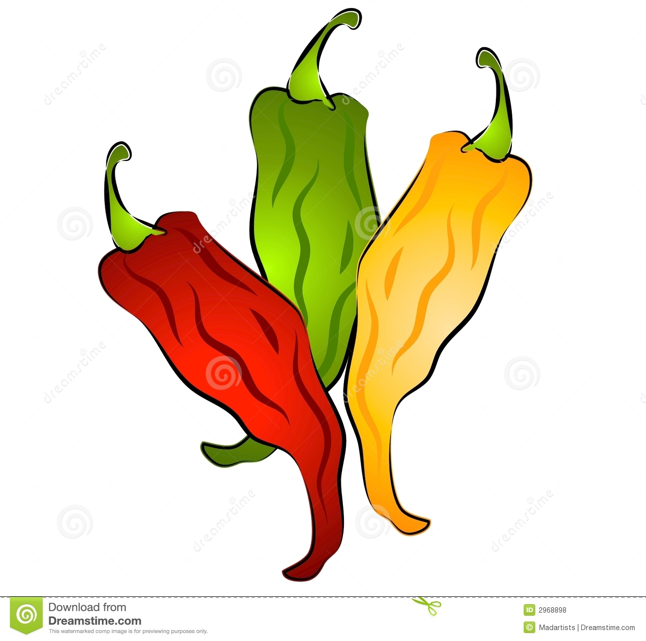 hot chili peppers clip art stock illustration illustration of rh dreamstime com chili pepper clipart black and white chili pepper clipart free