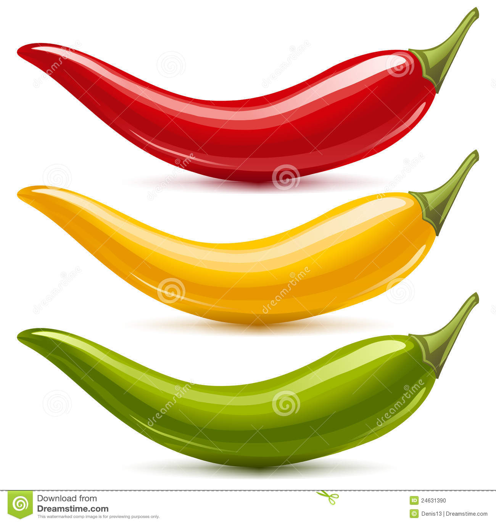 hot chilli pepper