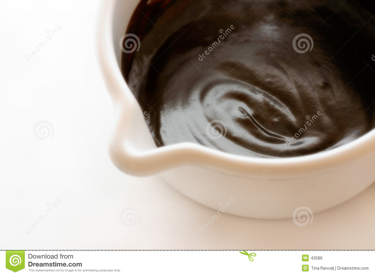 Download Hot Chocolate stock photo. Image of melted, plain, drink - 43586