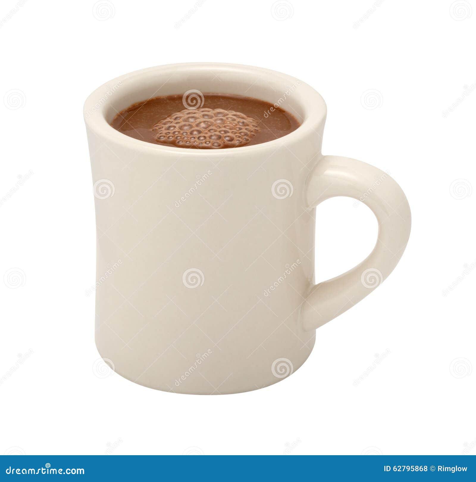 hot coffee white background - photo #12