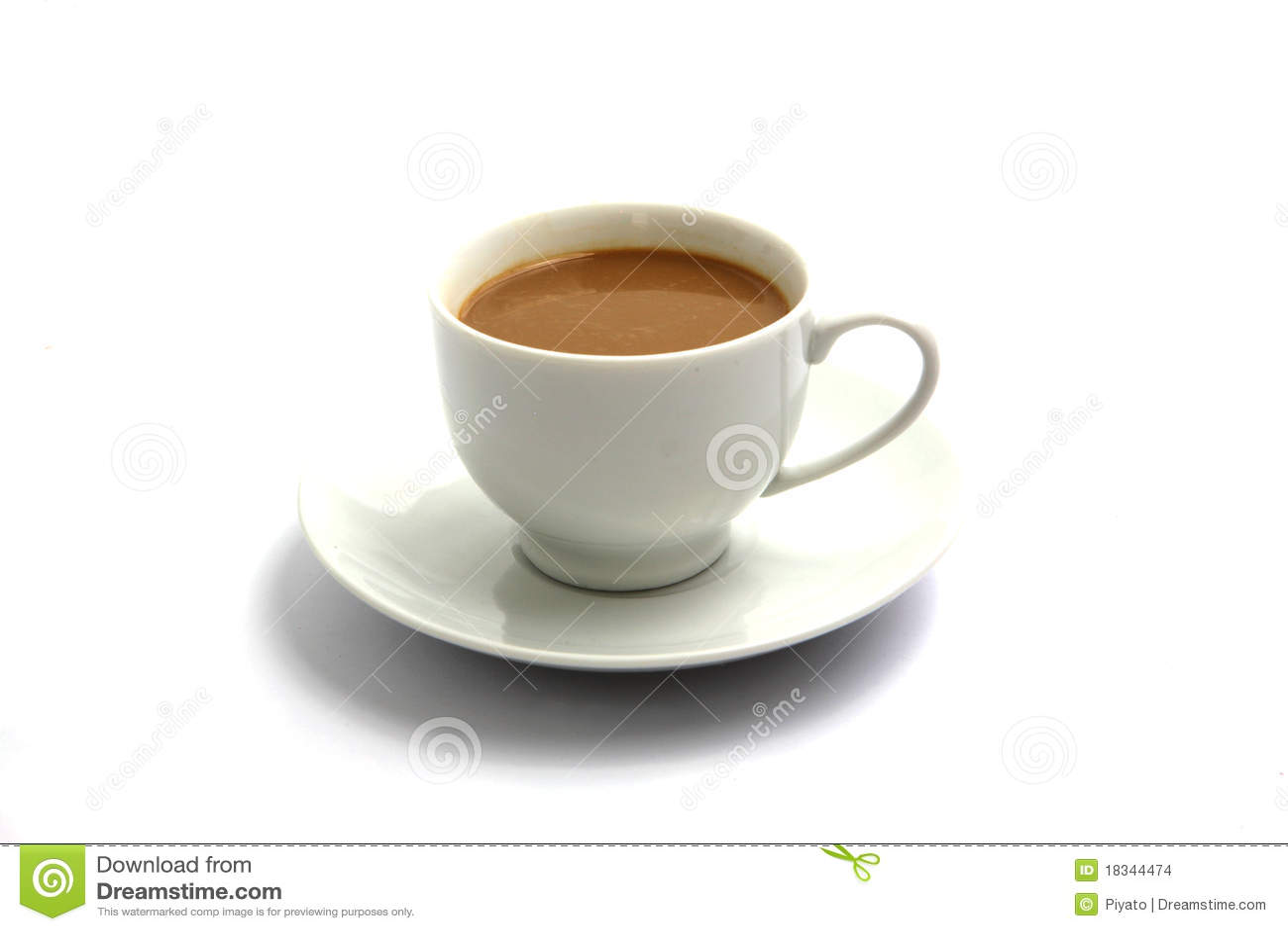 hot coffee white background -#main