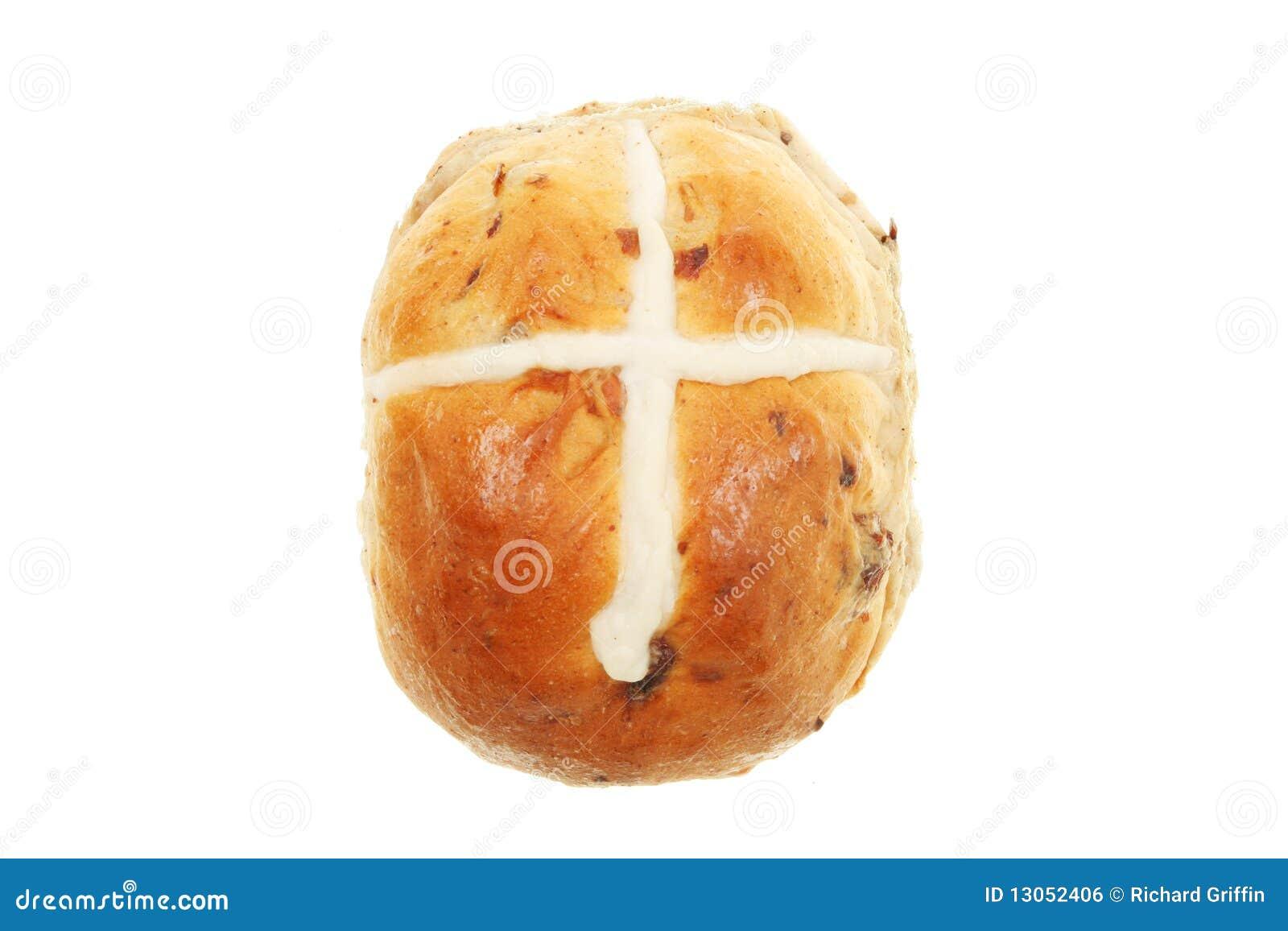 Hot Cross Bun Royalty Free Stock Image - Image: 13052406