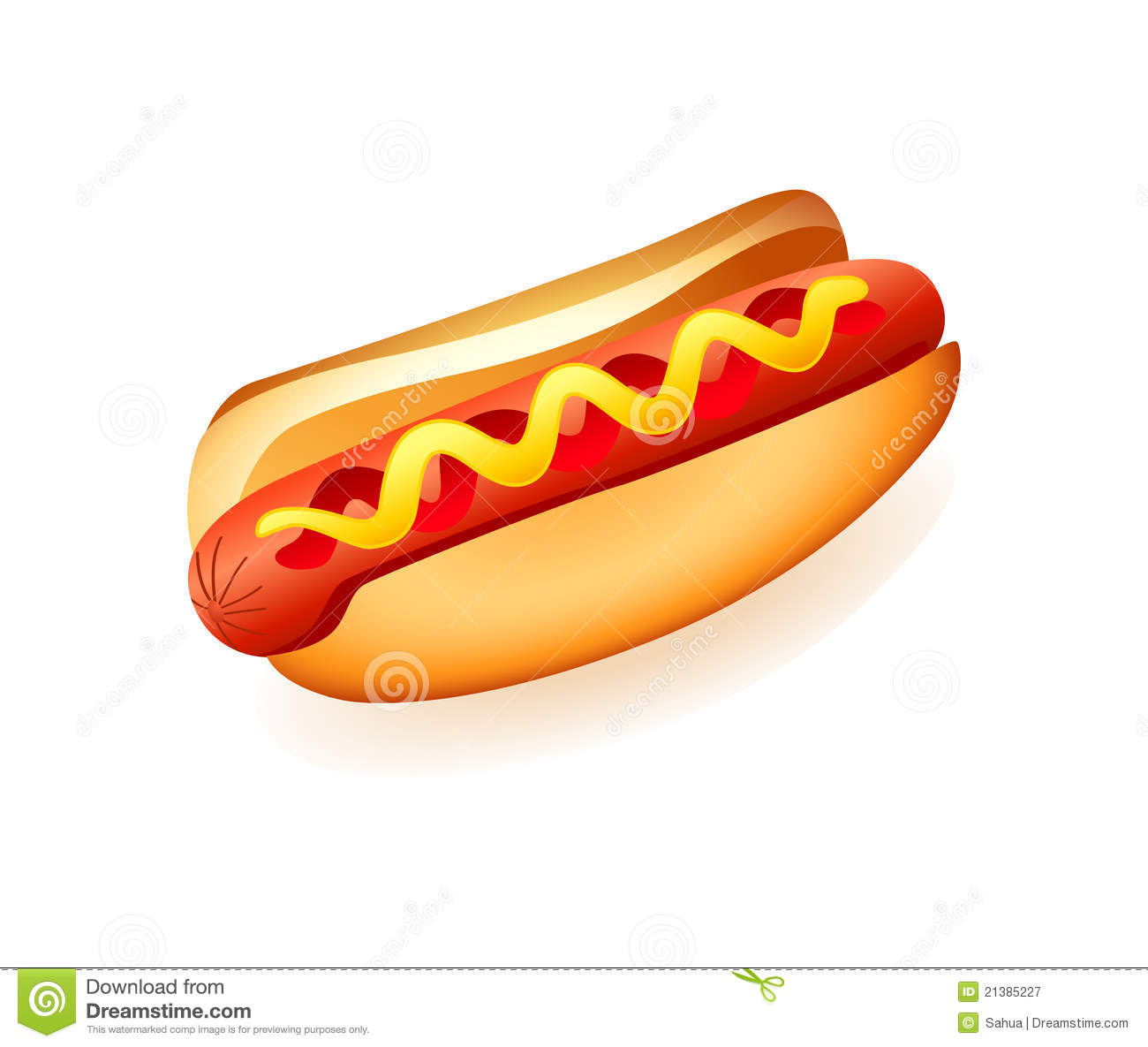 hot dog royalty free stock photography image 21385227 tomato clipart images tomato clipart black and white