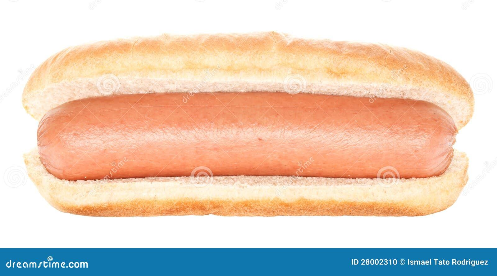 Hot Dog Stock Photo Image 28002310