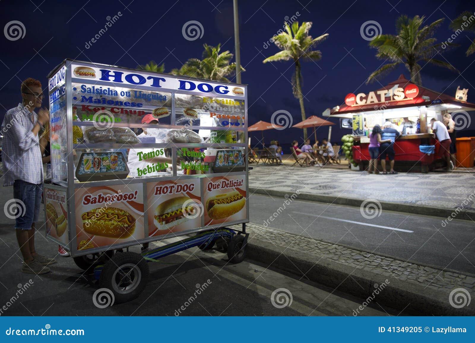 Hot Dog Cart Plans Free