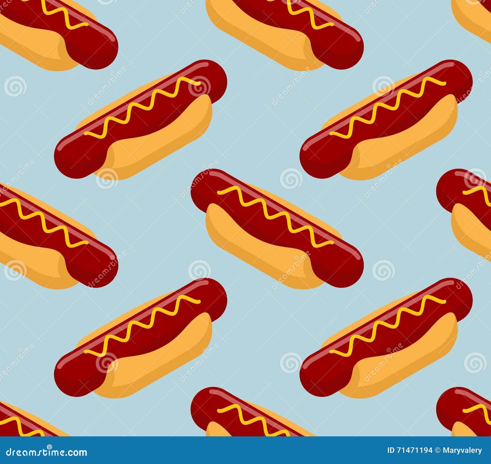 Hot Dog Bun Texture