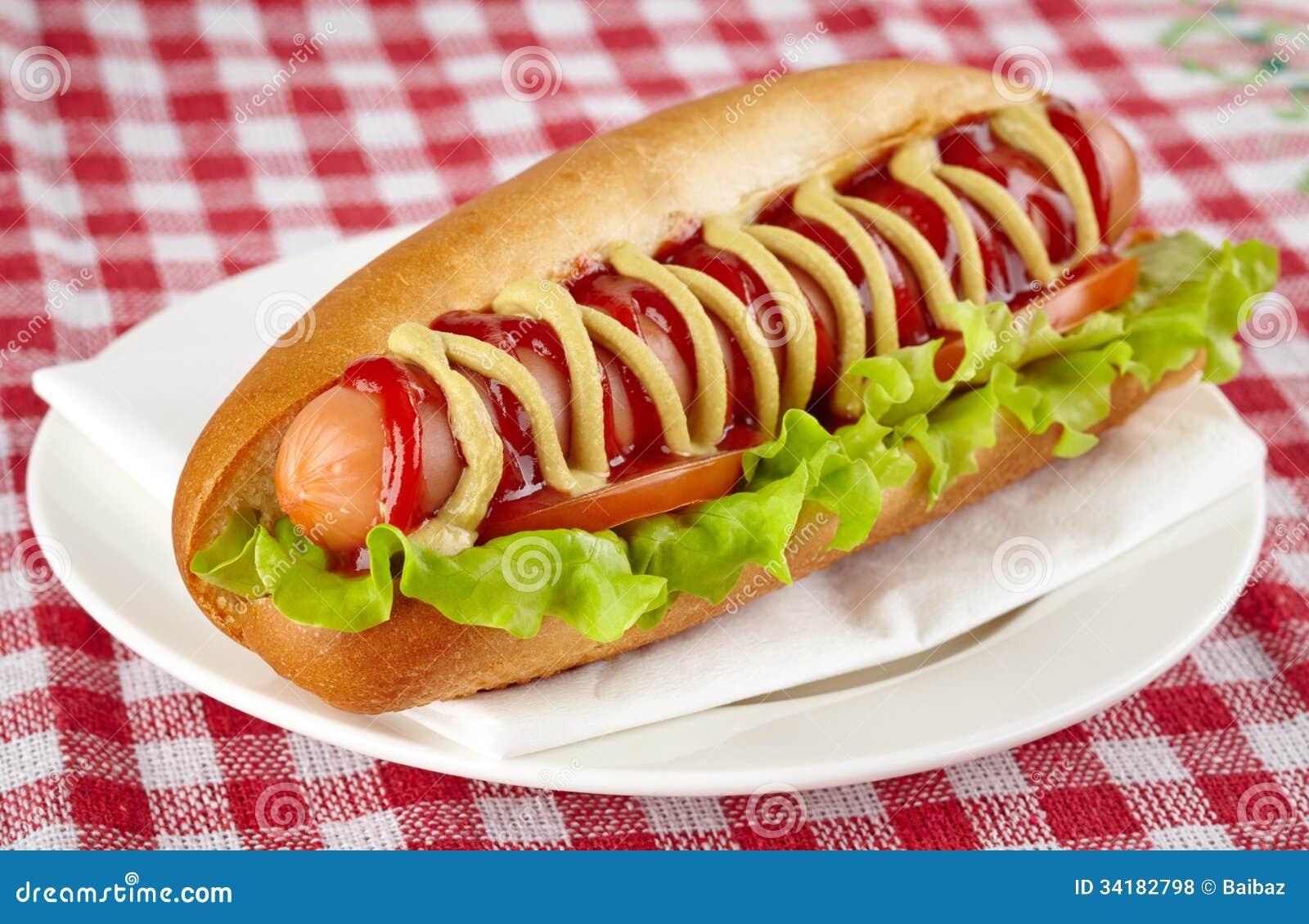 Hot Dog Calorie