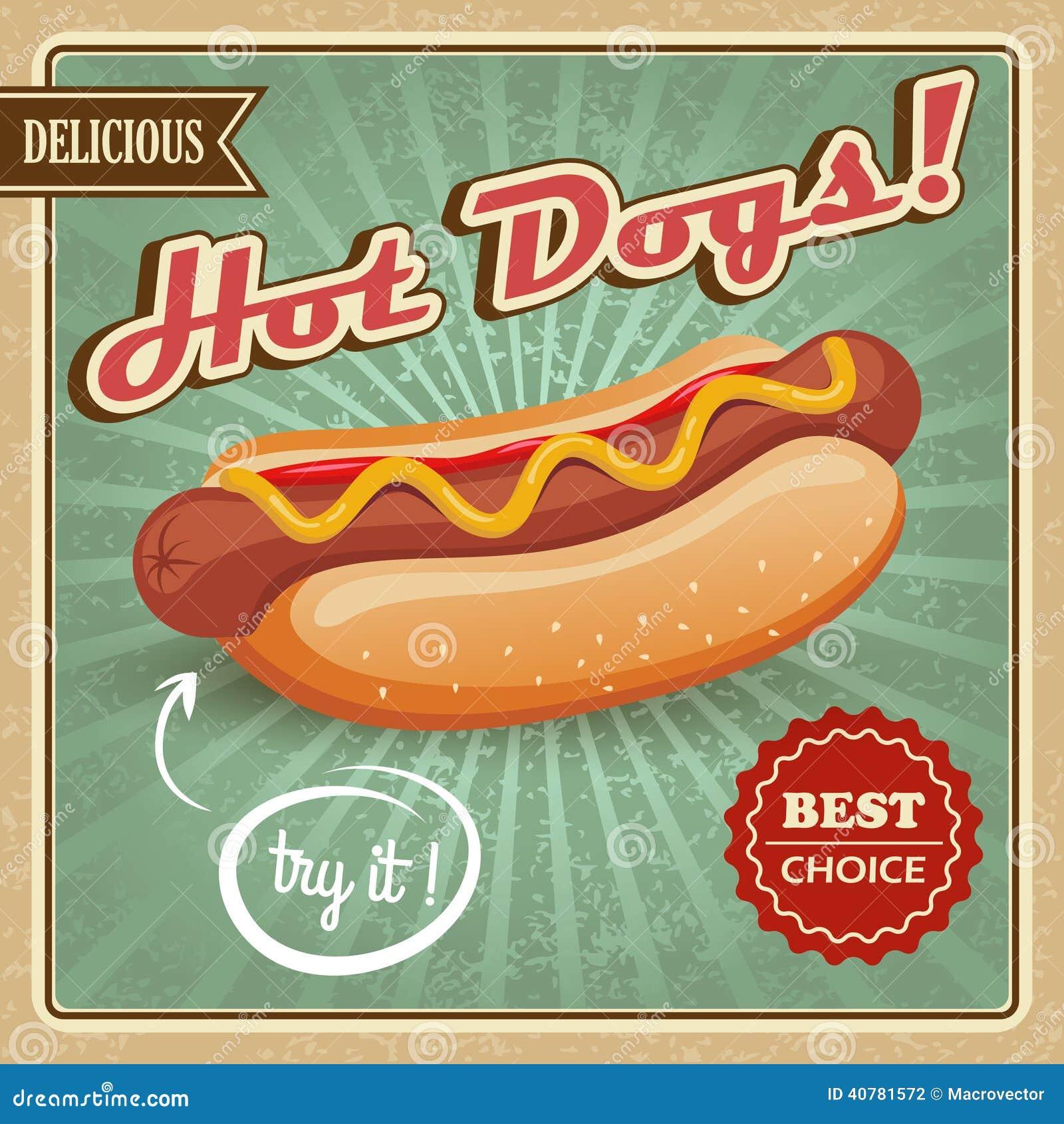 Raw Dog Food Poster