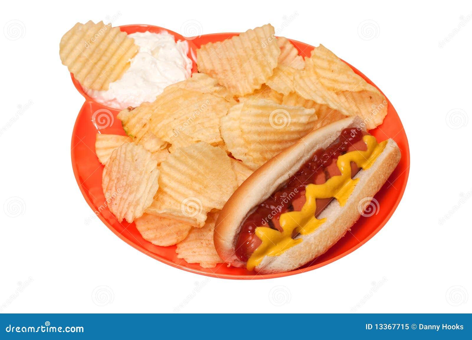 Hot Dog Fattening