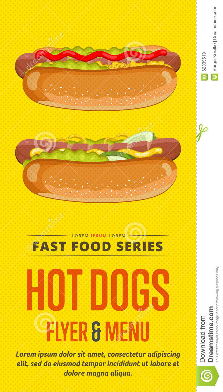 Hot dog sale flyer pictures to pin on pinterest pinsdaddy for Puppy for sale flyer templates