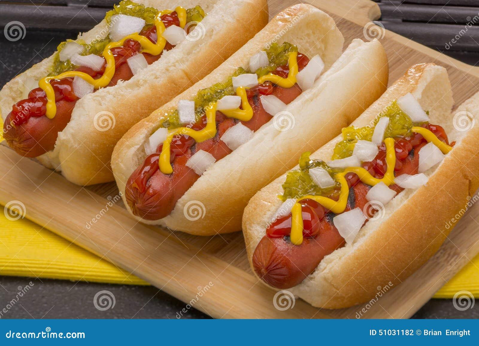 Hot Dog w babeczkach