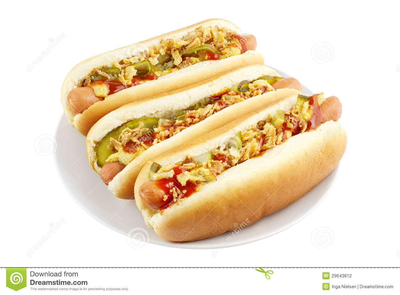 Hot Dog Sauce Calories