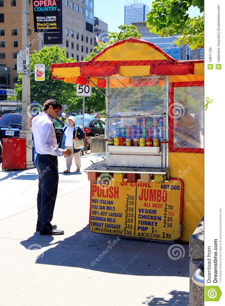 Chicago Hot Dog Stand For Sale