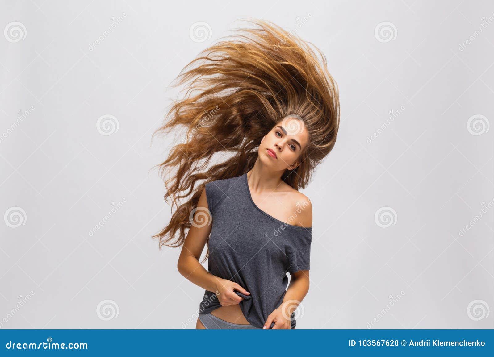 background hot girl