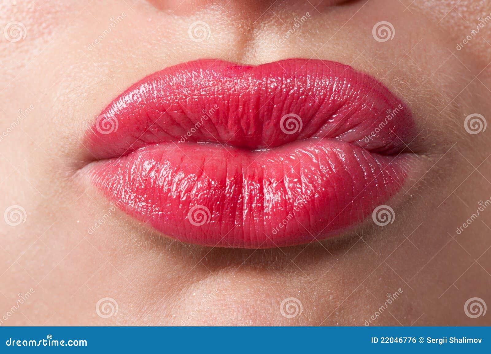 Губы поцелуй открытки
