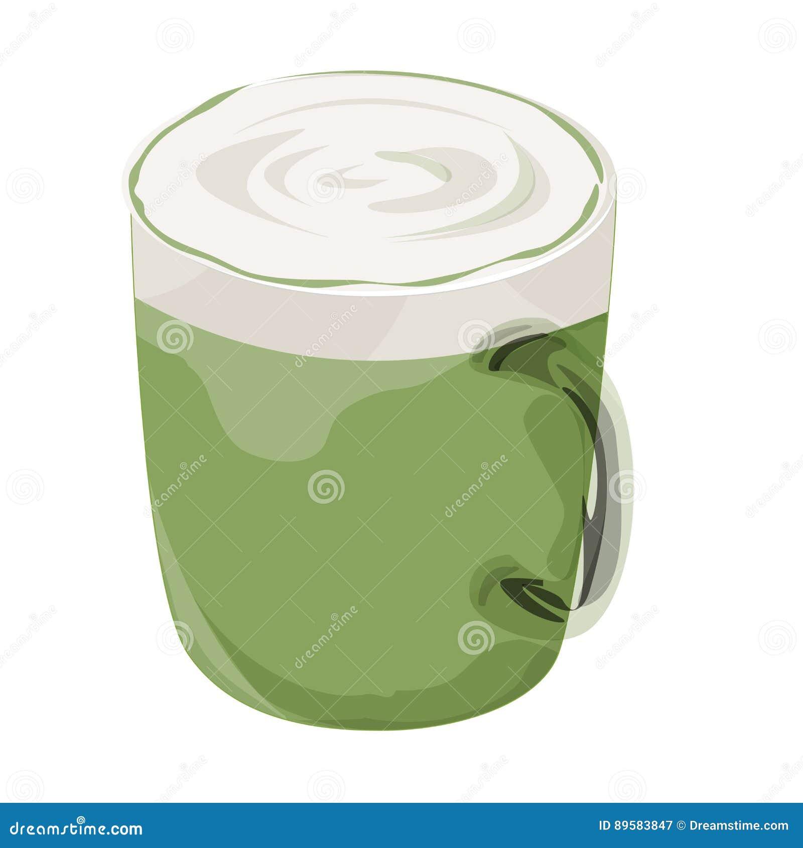 Hot mocha coffee icon