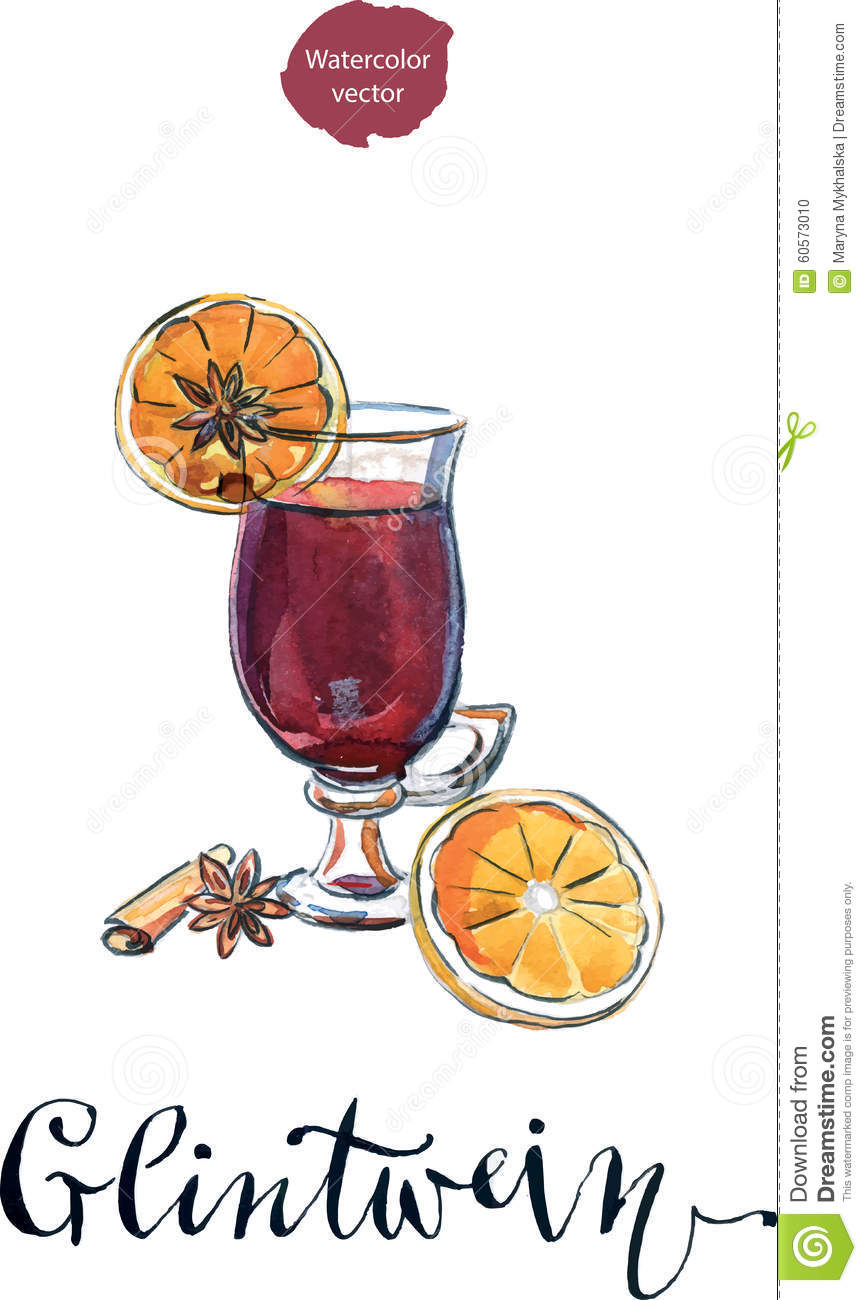 hot mulled wine with oranges  anise and cinnamon stock orange clipart oranges clip art black and white