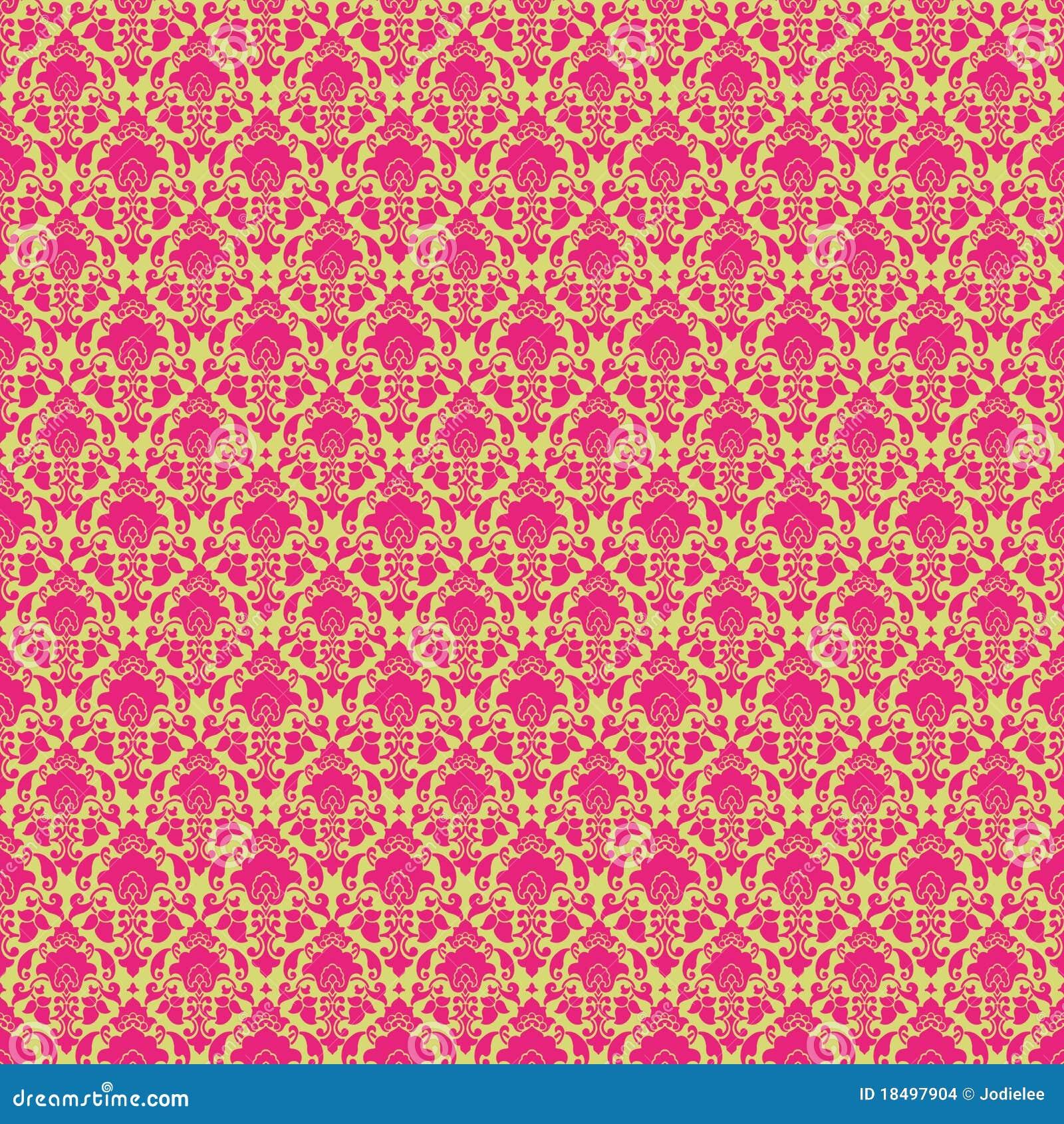 hot pink paisley background - photo #18