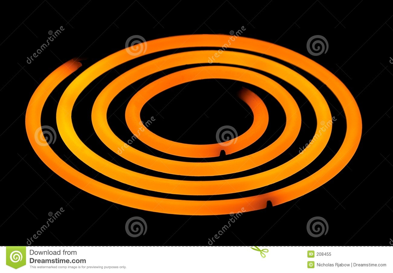 Hot Plate Element Royalty Free Stock Photo - Image: 208455