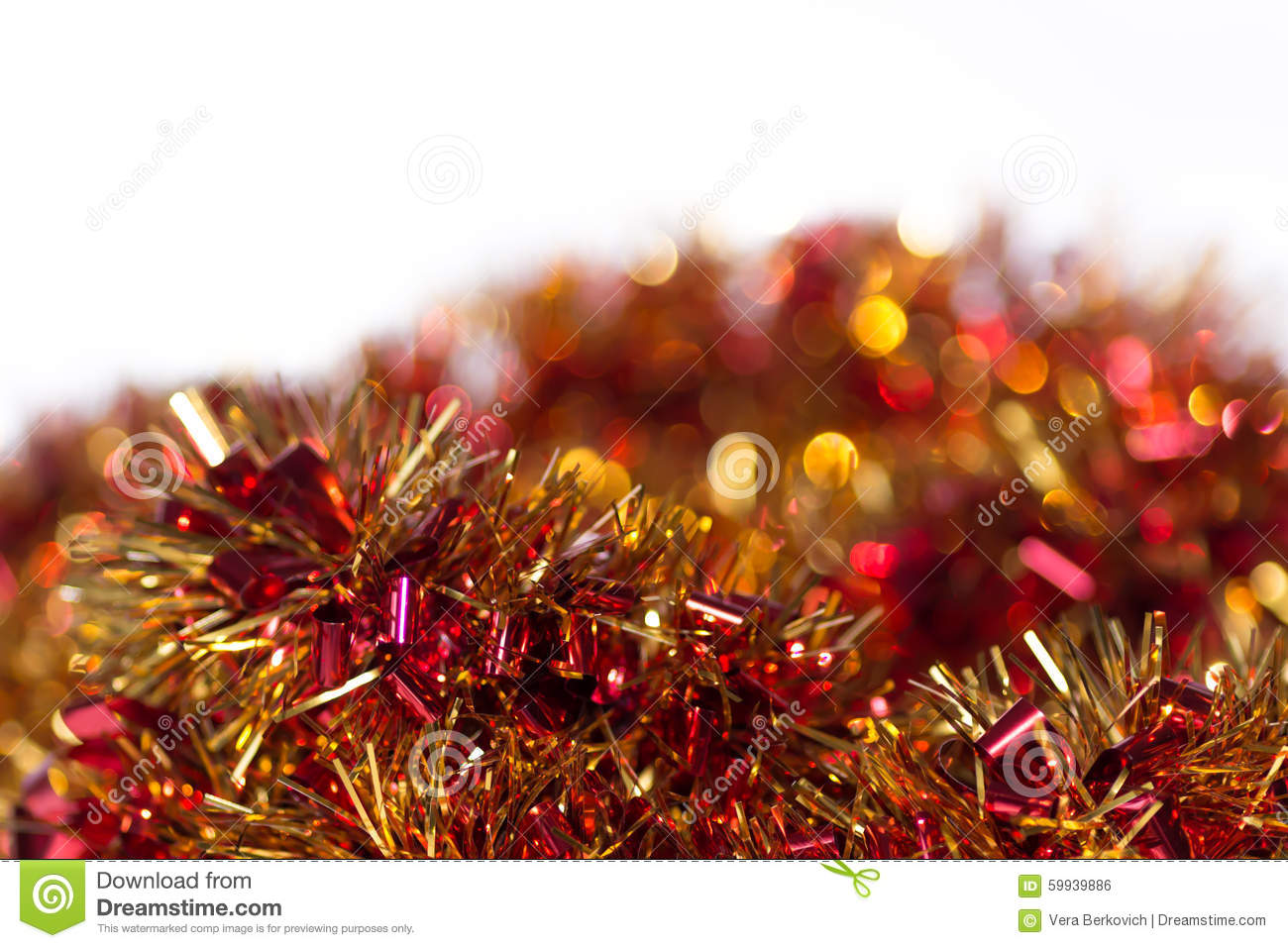 Hot red yellow and orange abstract christmas decoration for Abstract decoration