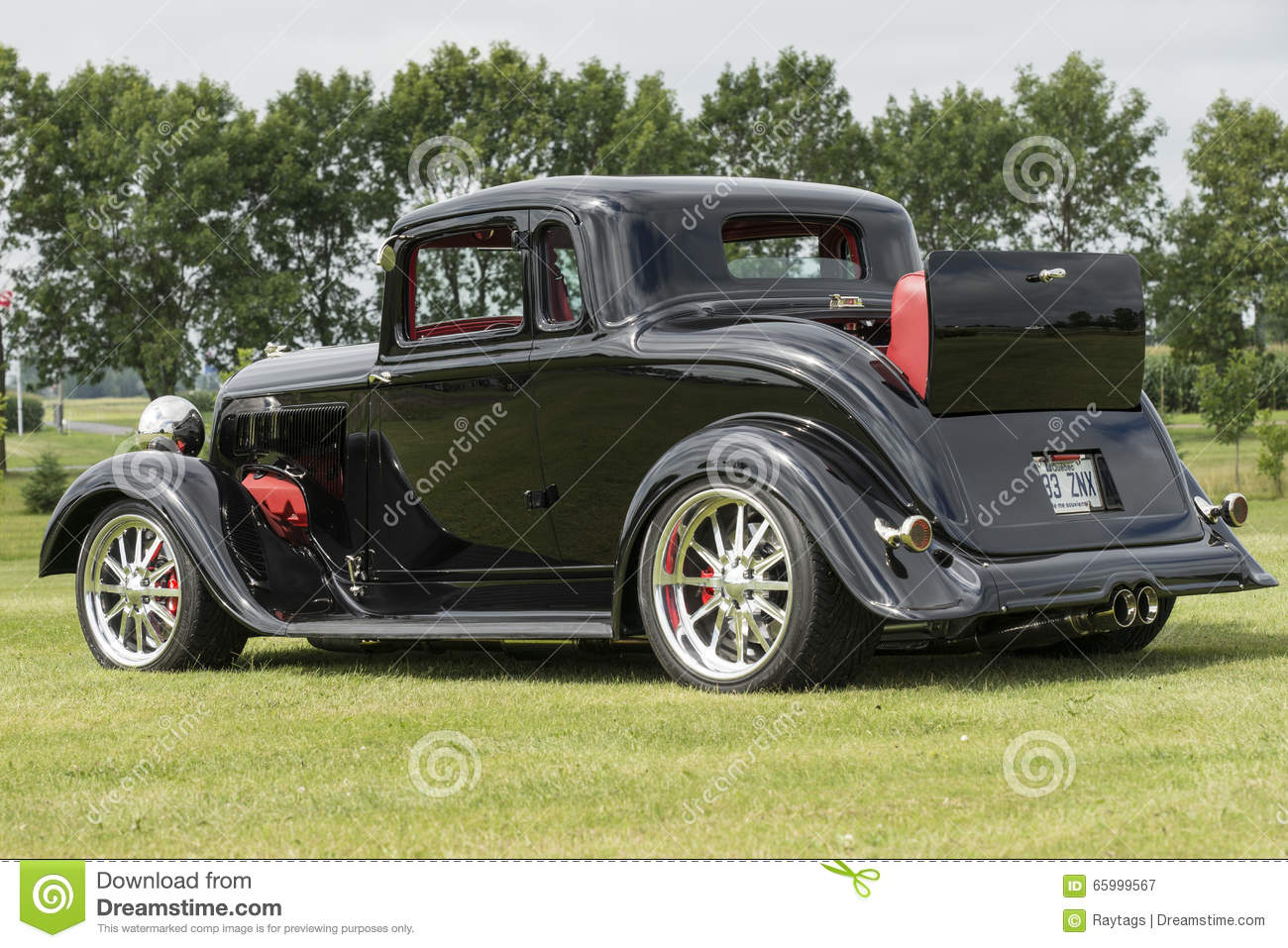 hot rod editorial photography image of black transport. Black Bedroom Furniture Sets. Home Design Ideas