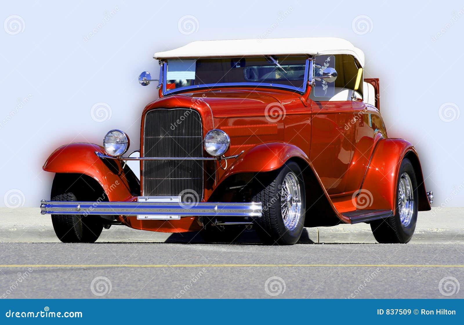 Hot rod vintage