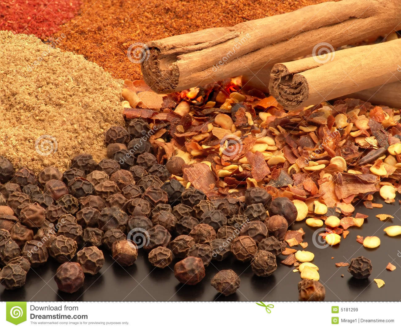 Hot Spices - Various