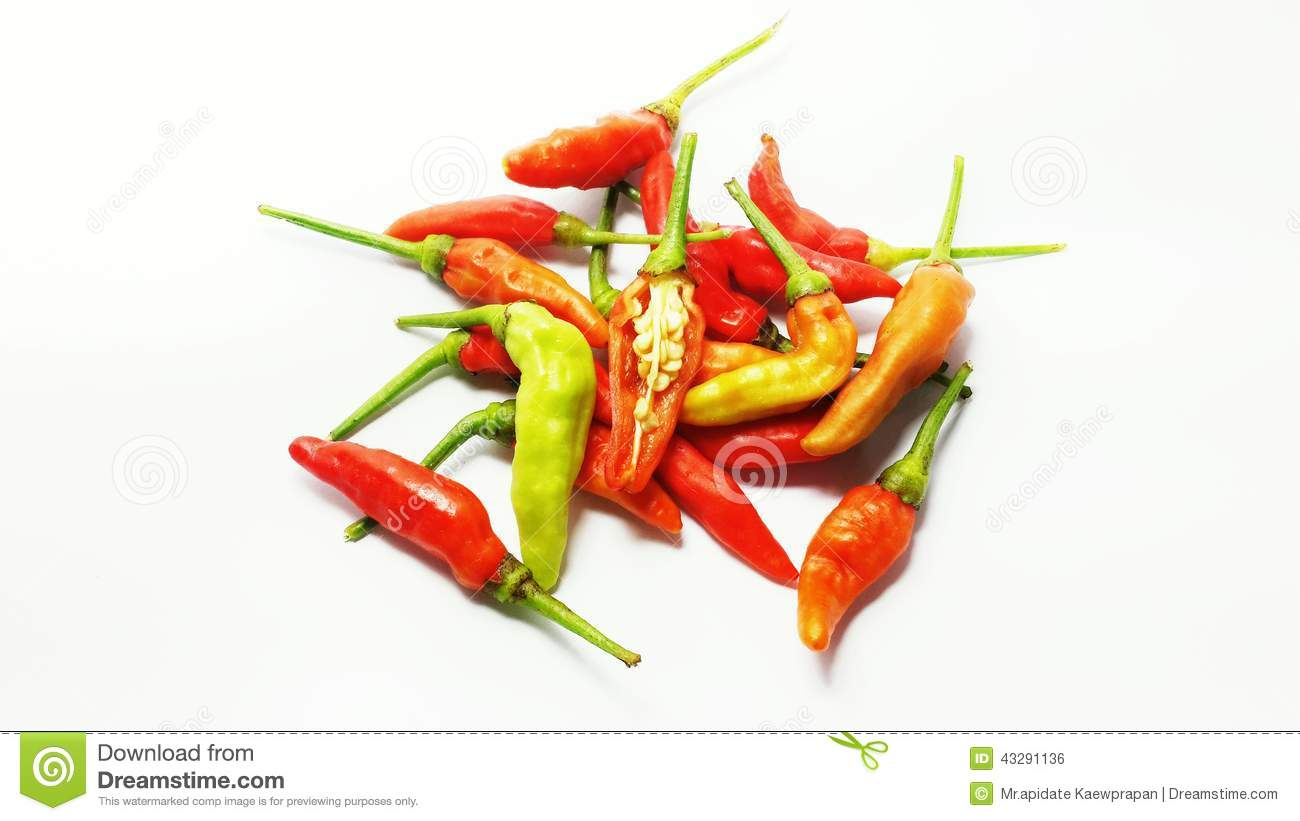 Hot And Spicy Stock Photo - Image: 43291136