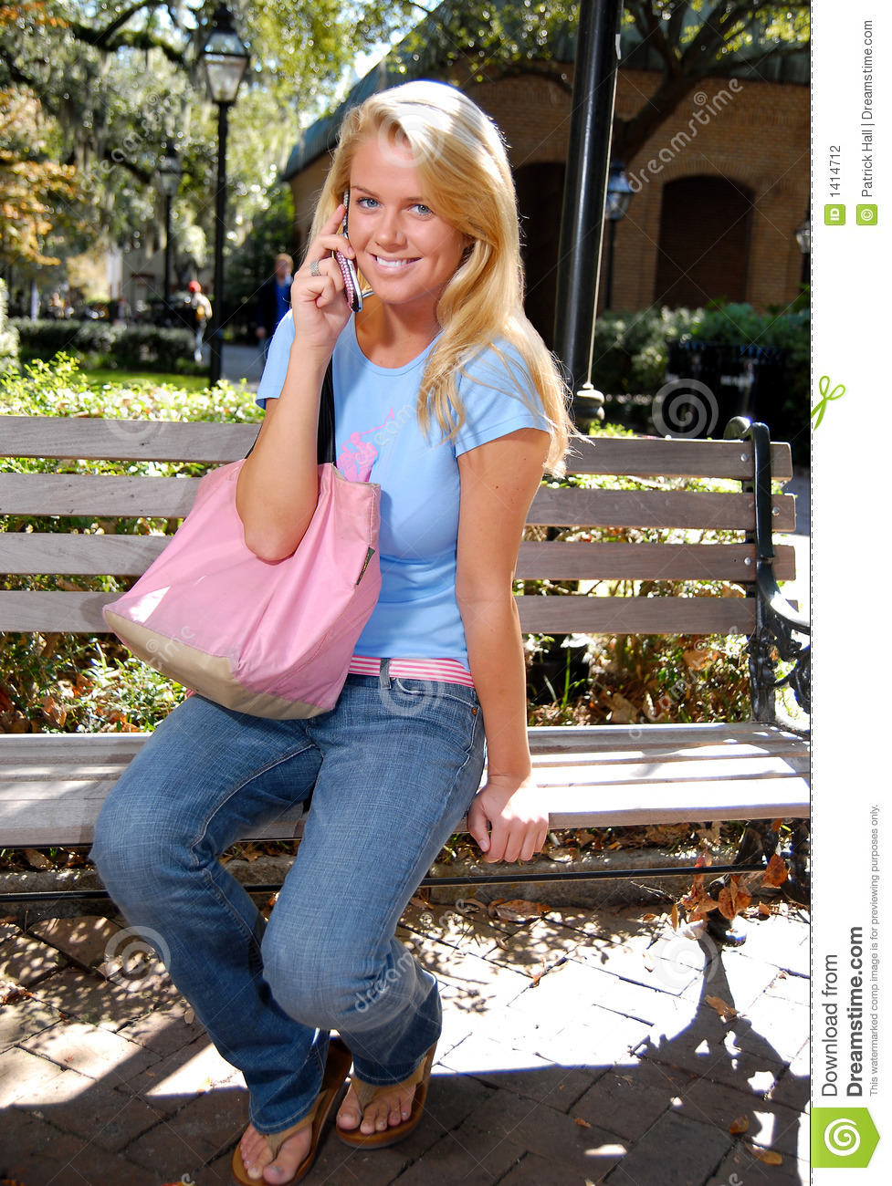 Hot student on cell phone stock photography image 1414712 for Hot student pics
