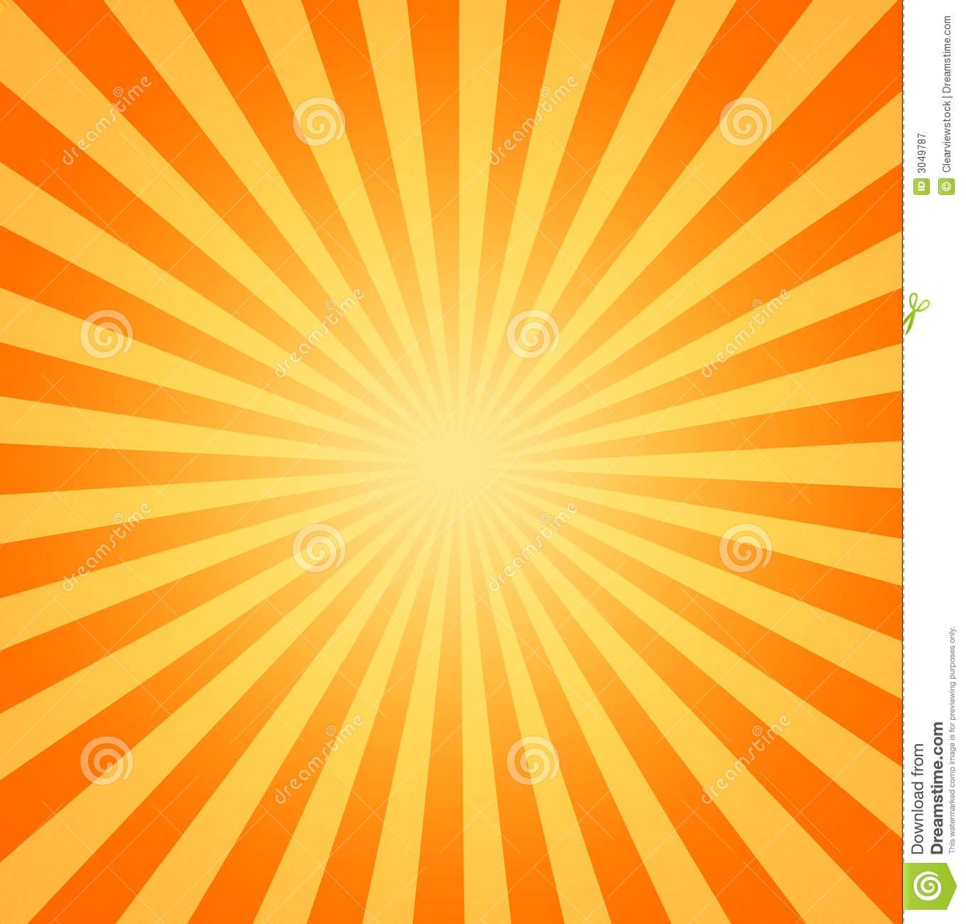 Hot Sun Sunbeams Shining Royalty Free Stock Photography - Image ...