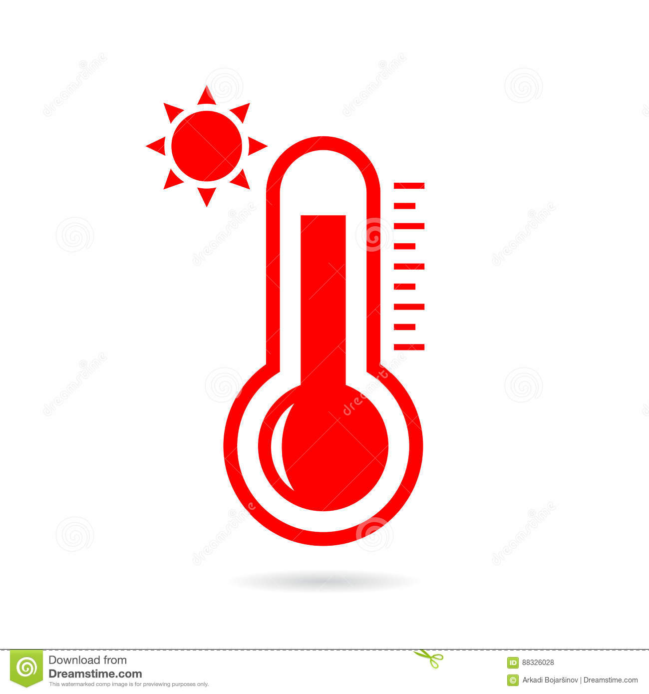 Weather Thermometer Hot | www.pixshark.com - Images ...