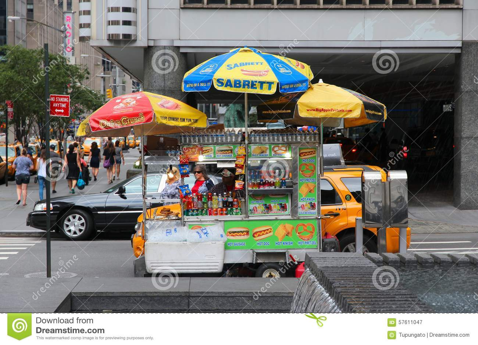 Hotdogkar