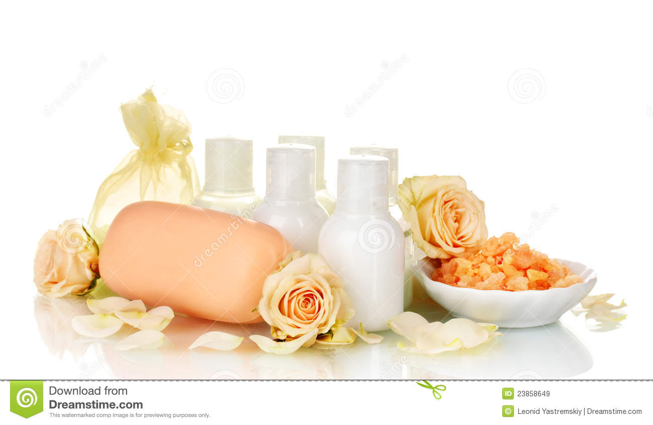 Hotel Amenities Kit Royalty Free Stock Images Image