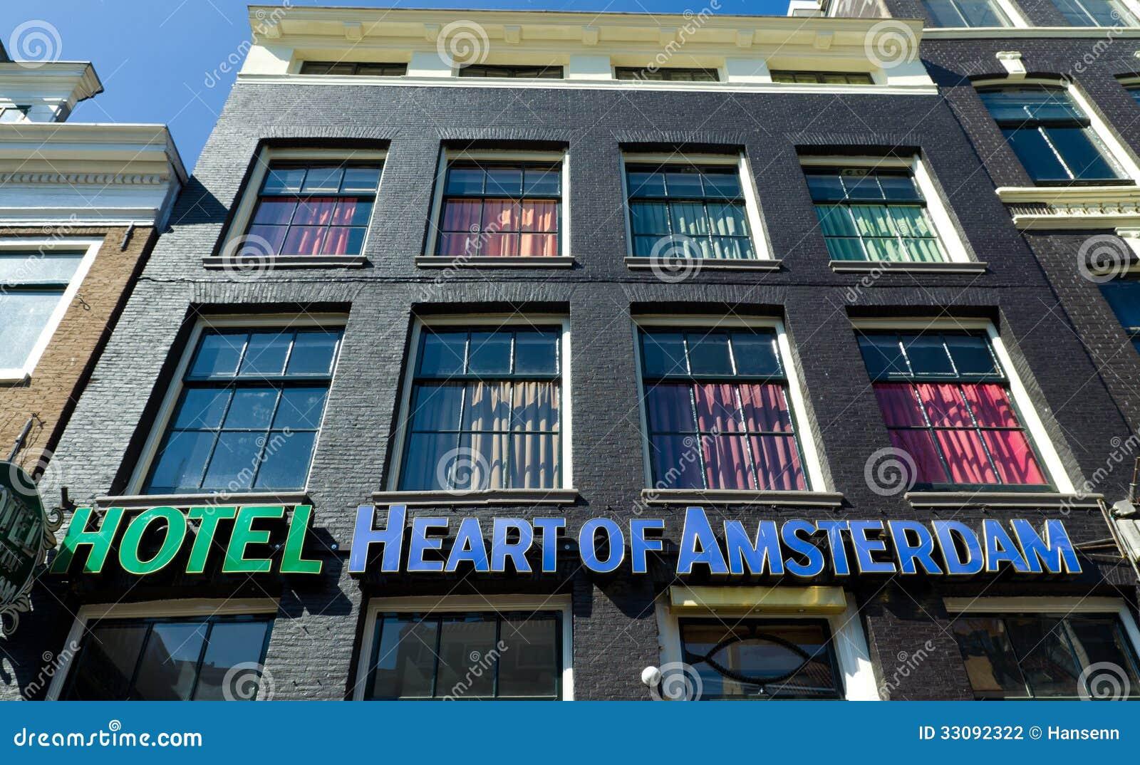 Budget Hotel Heart Of Amsterdam