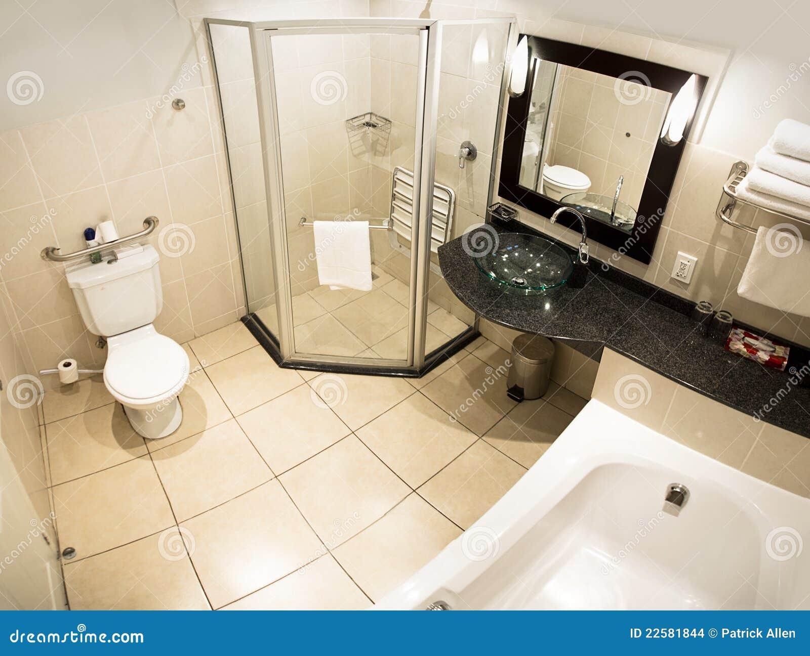 Hotel badezimmer stockbilder bild 22581844 for Hotel badezimmer design