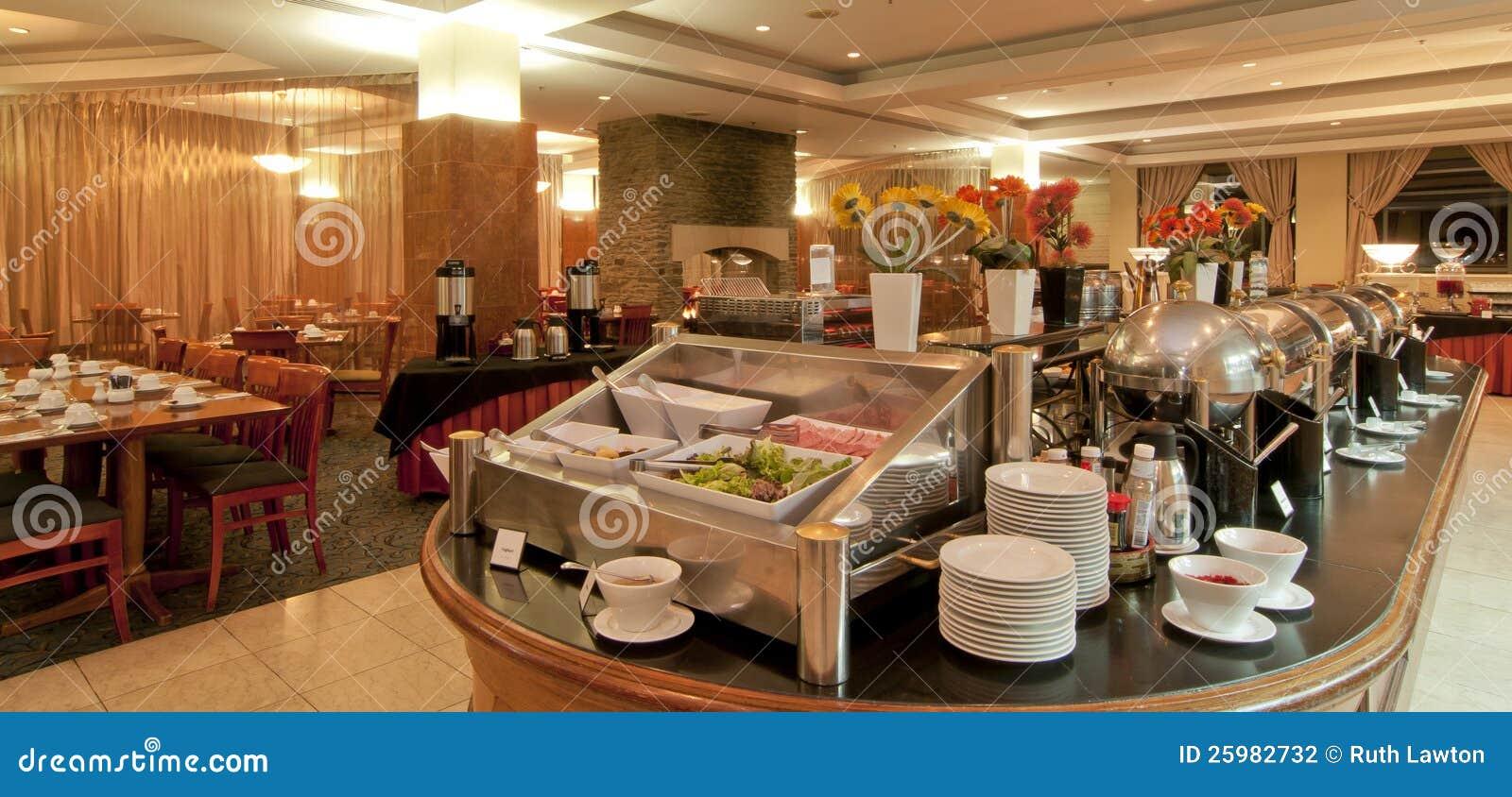Hotel Breakfast Buffet Stock Photo Image Of Elegant