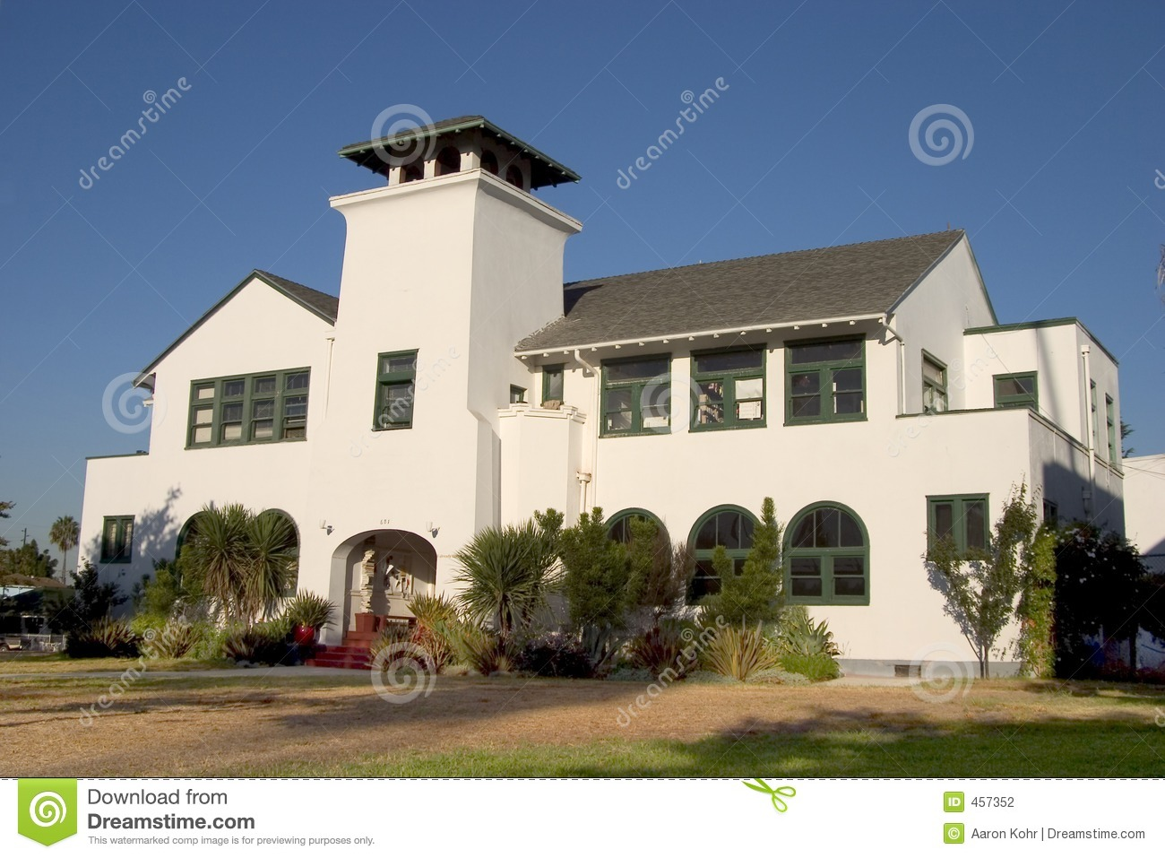 Download Hotel California #1 stock photo. Image of craftsman, style - 457352