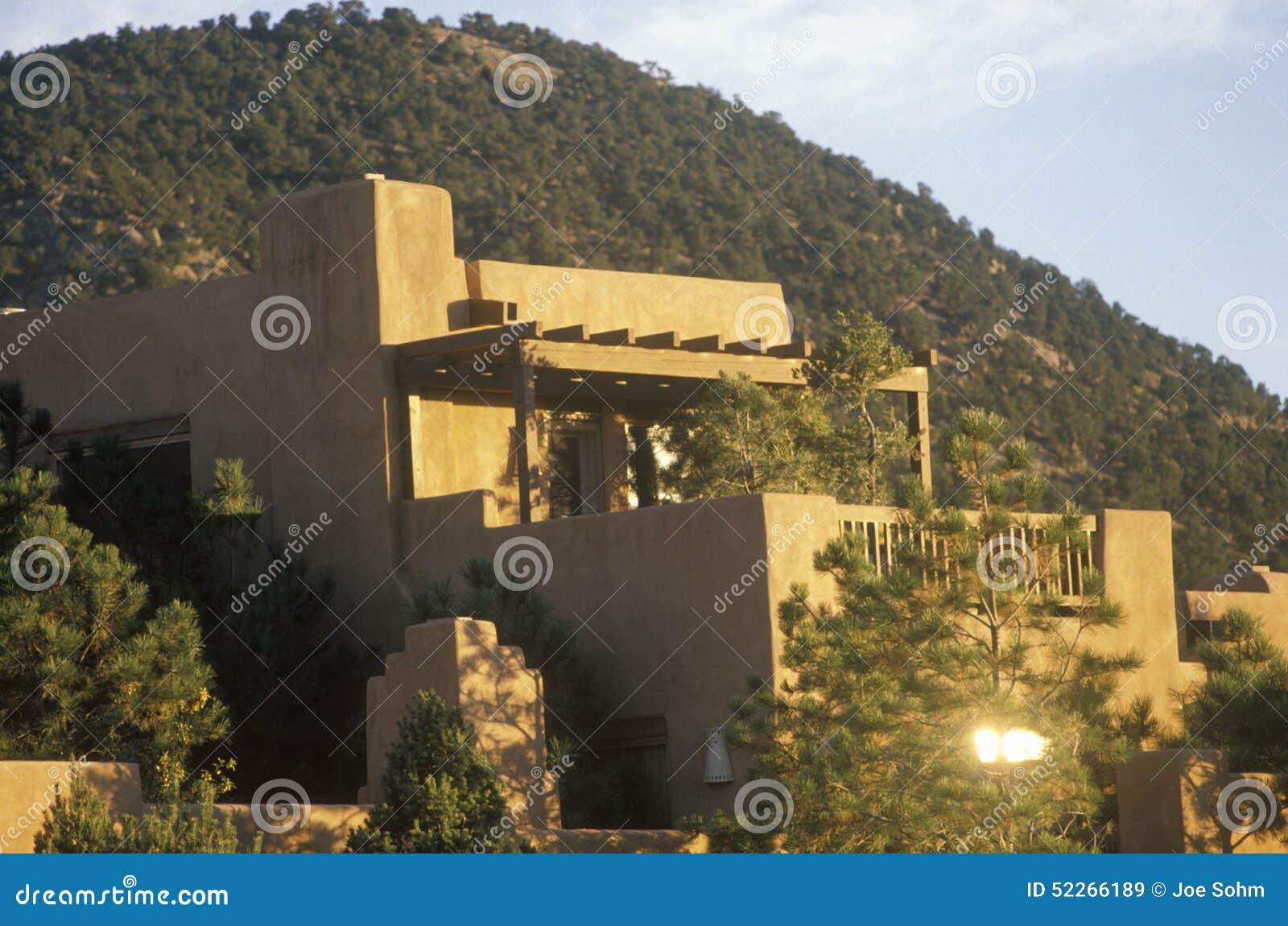 Hotel de Fonda do La em Santa Fe, nanômetro