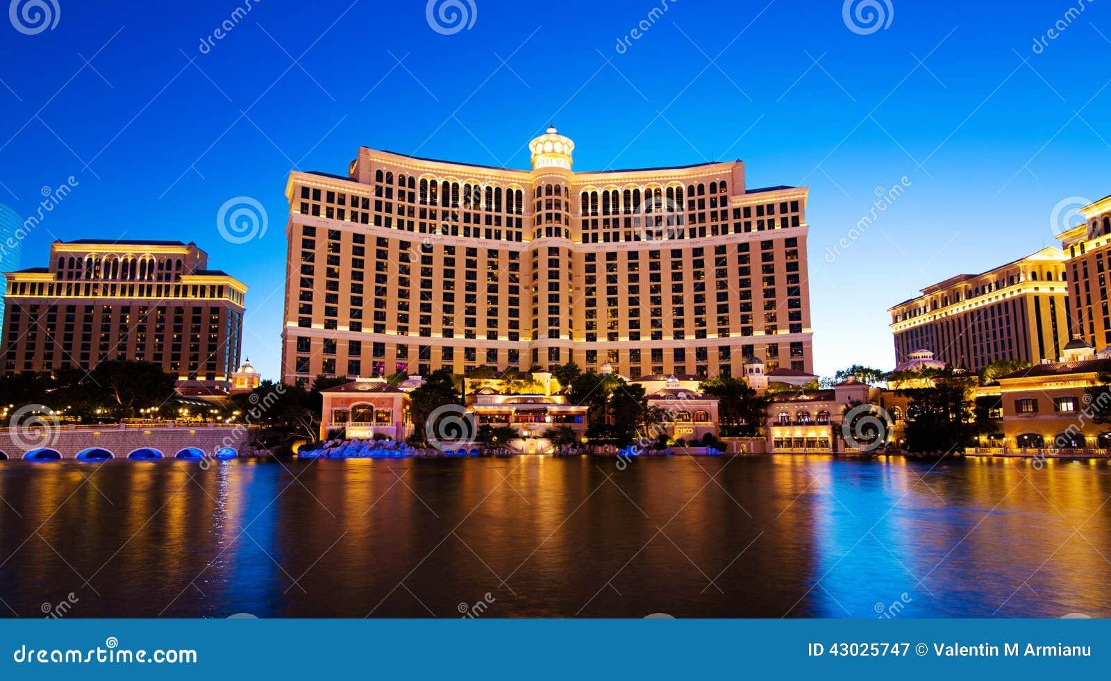 Hotel de Las Vegas Bellagio
