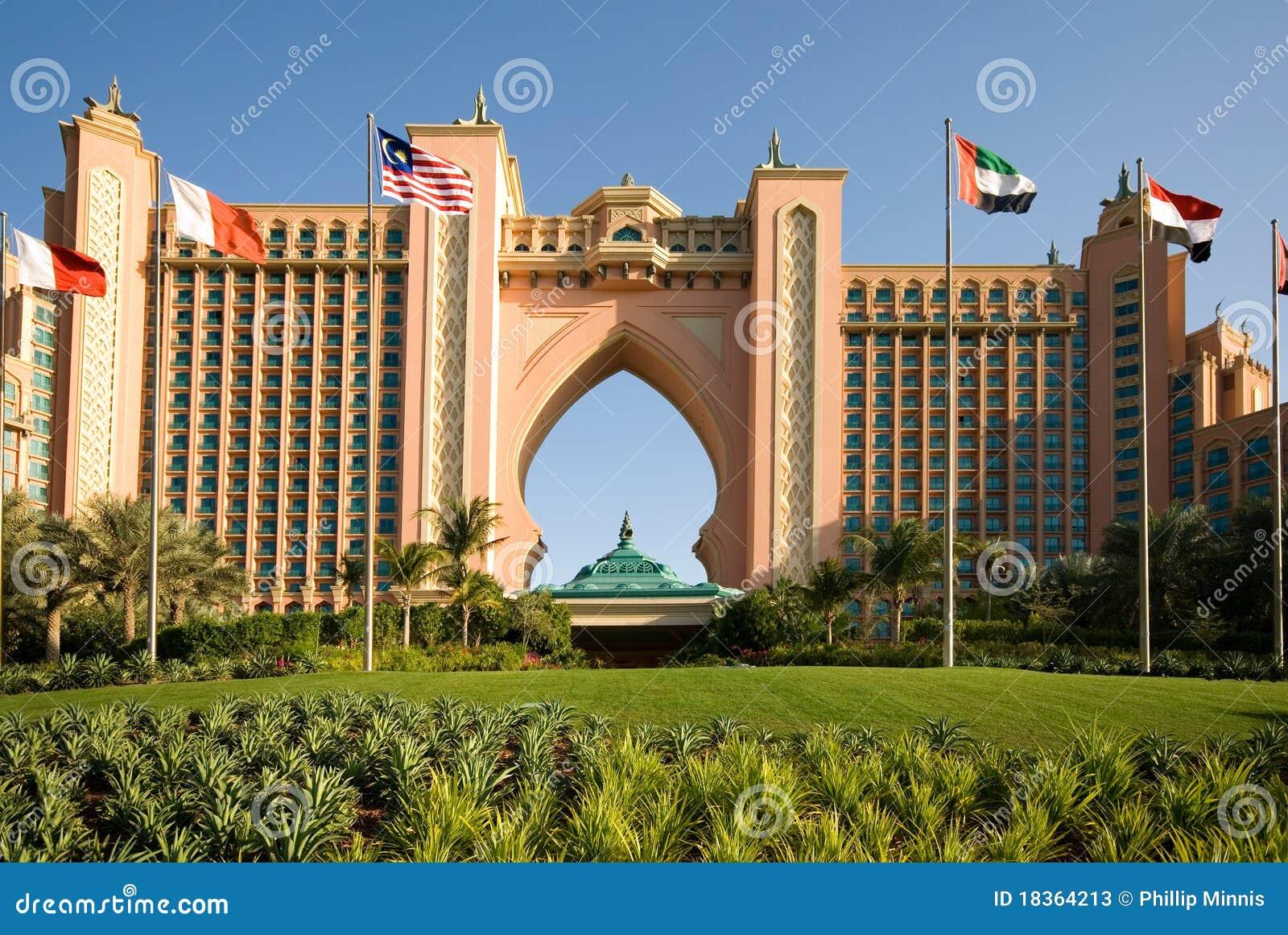 hotel lujo dubai: